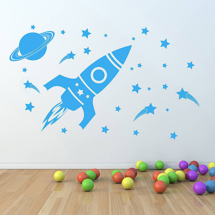 wall stickers toddler wall stickers toddler children s space set wall sticker children s space set wall sticker