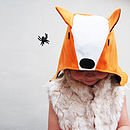 Fox Hat For Children
