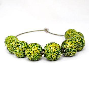 Decoupage Necklace Craft Kit