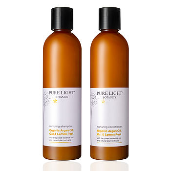 Luxury Organic Haircare Christmas Gift Bag