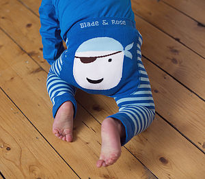 Pirate Leggings - for under 5's