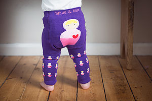 Babushka Doll Leggings