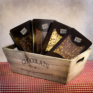 Artisan Chocolate Box - chocolates