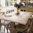 Elm Dining Table And Chairs