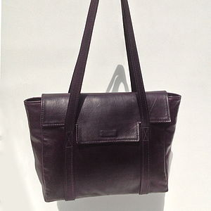 Handmade Leather Barnsbury Bag - bags & purses