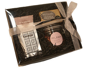 Perfect Lil Tea Hamper - personalised