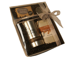 Perfect Lil Coffee Hamper - coffee