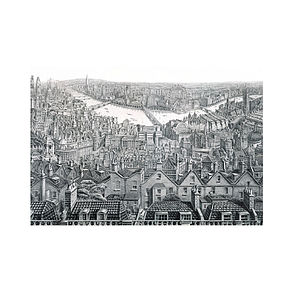 Some Kind Of London Print - canvas prints & art