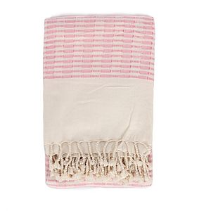 Hammam Towels, Miami - throws, blankets & fabric