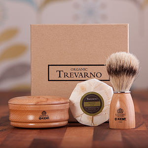 The Ultimate Mens Shaving Kit - beard and moustache gifts