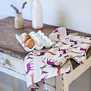 Tea Towel Animals