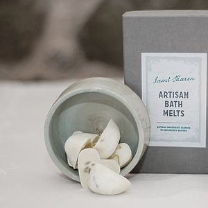 Artisan Bath Melts - bathroom