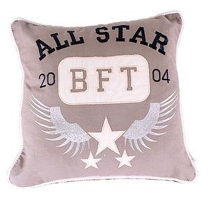 Varsity Cushion - cushions