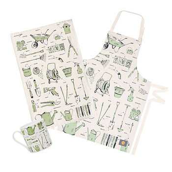 Green Fingered Gardening Gift Set