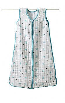 Muslin Baby Sleeping Bag