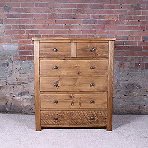 Solid Wood Drawers