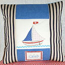 Small Boat Cushion