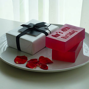 Personalised Bath Soap For Her - beauty gifts