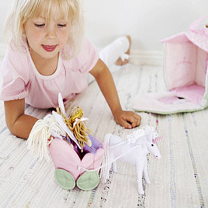Fairy Cottage Soft Play Toy