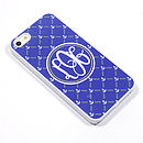 Personalised Anchor Phone Case