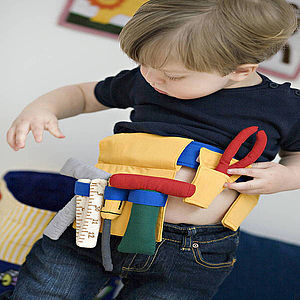 Tool Belt Soft Play Toy