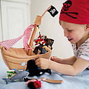 Pirate Ship Soft Play Toy