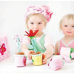 Soft Play Gardening Set