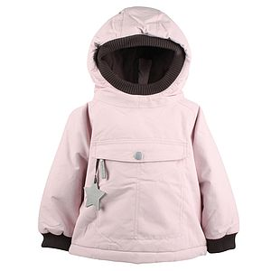 Baby Wen Violet Jacket - clothing