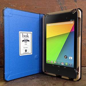 Nexus Seven 2013 Book Bound Case - laptop bags & cases