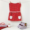 Christmas Dress Additional Outfit Craft Kit