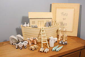 Large Noah's Ark - keepsakes
