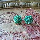 Amelie Floral Stud Earrings
