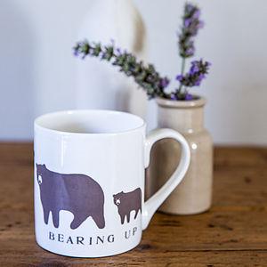 Bear Mugs Range - mugs