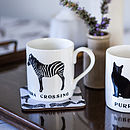 Animal Mugs Range