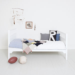 Scandinavian Junior Bed - children's room