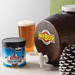 Beer Making Kit - gifts under £100 for him