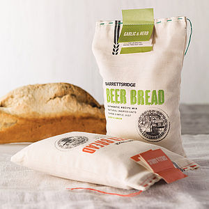Barrett's Ridge Beer Bread Mix - bread & cheese