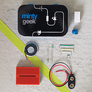Electronic Lab 101 Kit - for him