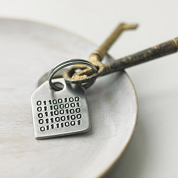 Binary Message Keyring