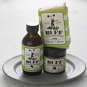 'Buff' Gentleman's Wash Kit