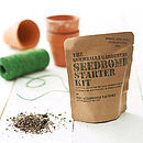 Birds And Bees Attracting Seed Bomb Kit