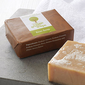 Beer Soap - gifts for grandfathers