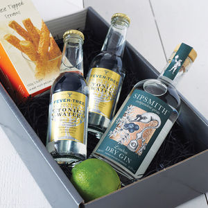 Ultimate Gin And Tonic Kit - gifts for him