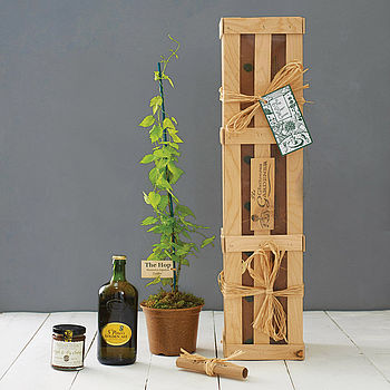 Beer Lover's Gift Crate