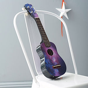 Galaxy Ukulele - not easily forgotten
