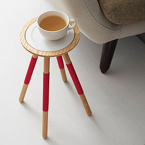 Tea For One Table - living room