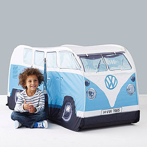 Child's Campervan Tent - inspired christmas gifts