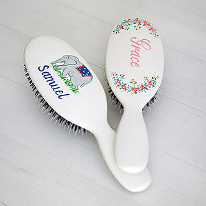 Personalised Mason Pearson Hairbrush - children's room accessories