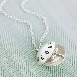 Personalised Birth Charm Necklace - christening jewellery