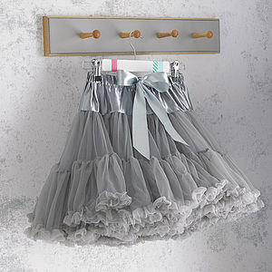 Pettiskirt Tutu - for under 5's